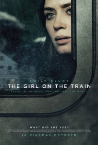 The Girl on the Train Movie Poster