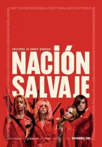 2018 - Nación salvaje - Assassination nation - tt6205872 - Español
